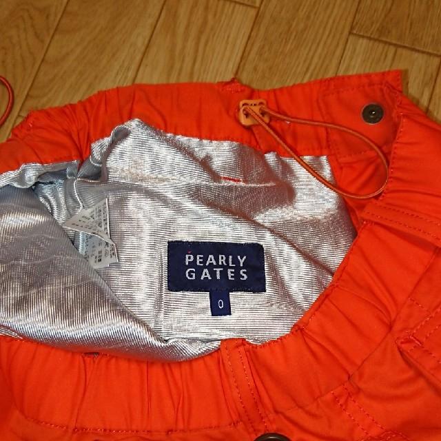 PEARLY GATES(パーリーゲイツ)のパーリーゲイツ 防寒パンツ レディース スポーツ/アウトドアのゴルフ(ウエア)の商品写真