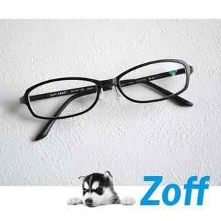 ゾフ(Zoff)のZoff ゾフ スマート スクエア 黒 ZJ21010 メガネ(サングラス/メガネ)
