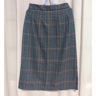 GU - タグ付き 未使用 GU タイト ミディアムスカート