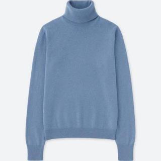 UNIQLO - ユニクロ カシミヤ タートル セーター
