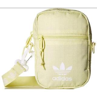 adidas - アディダス ショルダーバッグ 黄色 adidas