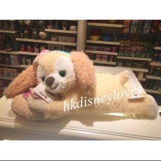 Disney - 【香港ディズニー】新商品☆ クッキーのぬいぐるみクッション