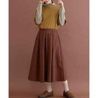 メルロー(merlot)のmerlot   タートルネックレイヤード風配色ロンT(Tシャツ(長袖/七分))