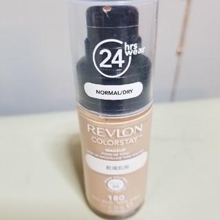 レブロン(REVLON)のREBLON COLOSTAY乾燥肌用カラー180(フェイスカラー)