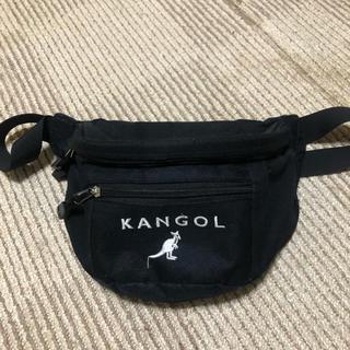 カンゴール(KANGOL)のKANGOLウエストポーチ(最終値下げ)(ボディバッグ/ウエストポーチ)