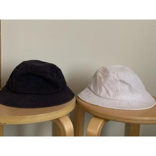 ステューシー(STUSSY)のstussy guam 帽子 2個セット(その他)