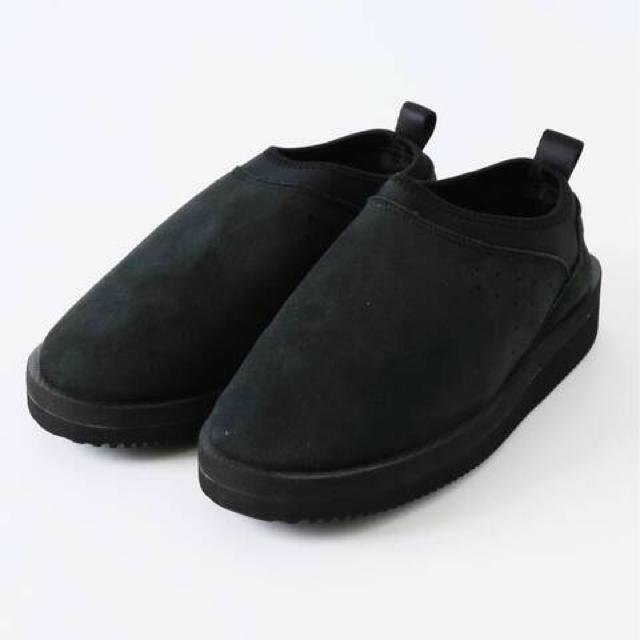 L'Appartement DEUXIEME CLASSE(アパルトモンドゥーズィエムクラス)の【SUICOKE/スイコック】ムートンサボ レディースの靴/シューズ(スリッポン/モカシン)の商品写真