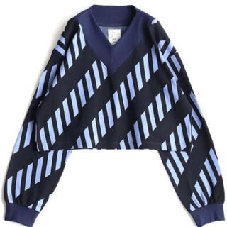 シャリーフ(SHAREEF)のBIAS JQ V-NECK SHORT P/O SHAREEF(Tシャツ/カットソー(七分/長袖))