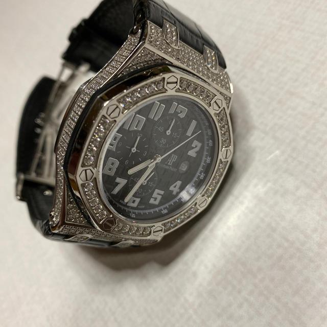 dude9 stud homme 時計 メンズの時計(腕時計(アナログ))の商品写真