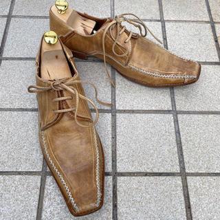 アルフレッドバニスター(alfredoBANNISTER)のwhoop'-de-doo' フープ ディ ドゥ ドレスシューズ 革靴(ドレス/ビジネス)