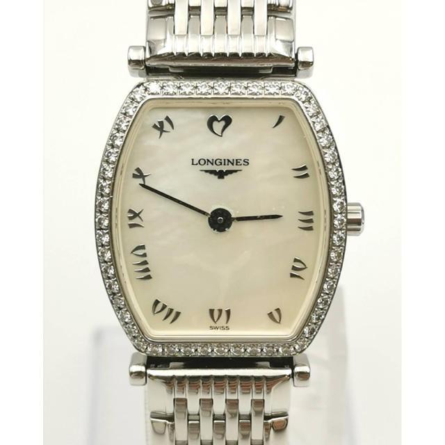 ロレックス 時計 コピー 格安通販 | LONGINES - LONGINES  ロンジン グランドクラシック ダイヤ シェル 時計の通販