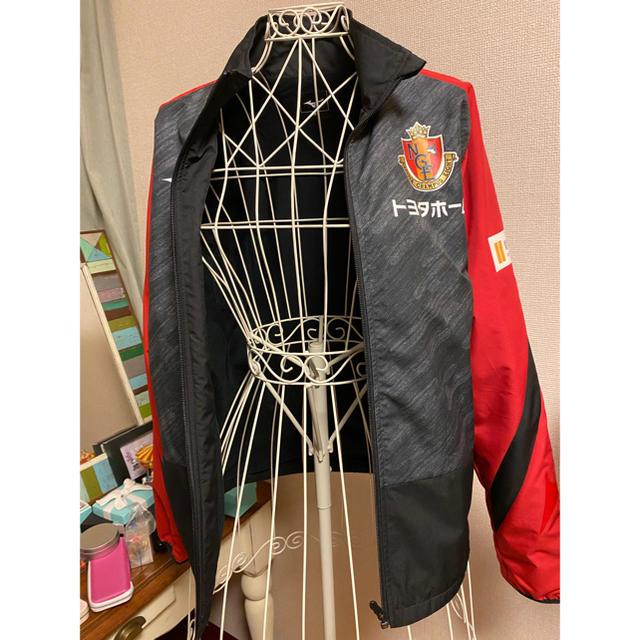 MIZUNO(ミズノ)の名古屋グランパス ジャケット メンズのジャケット/アウター(ナイロンジャケット)の商品写真