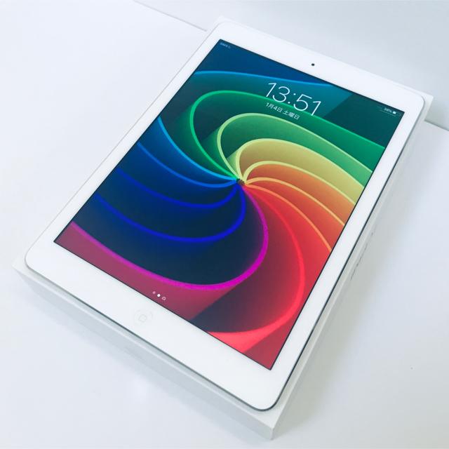 iPad(アイパッド)のiPad Air Wi-Fi 32GB 【美品】 スマホ/家電/カメラのPC/タブレット(タブレット)の商品写真
