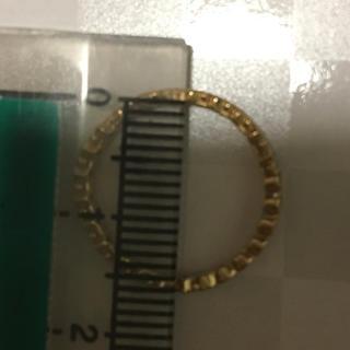 確認用^_^アルページュ  K10YG ダイヤモンドリング(リング(指輪))