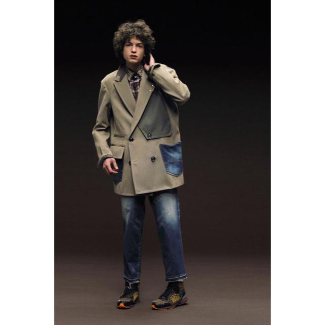 kolor(カラー)のkolor 18aw メンズのジャケット/アウター(テーラードジャケット)の商品写真