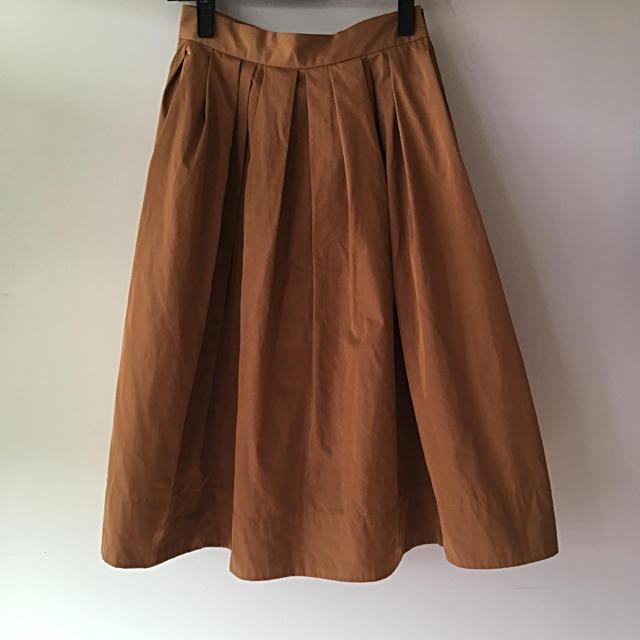 green label relaxing(グリーンレーベルリラクシング)のグリーンレーベルリラクシング ミモレ丈スカート レディースのスカート(ロングスカート)の商品写真