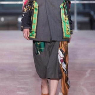 トーガ(TOGA)のTOGA スカーフスカート(ロングスカート)