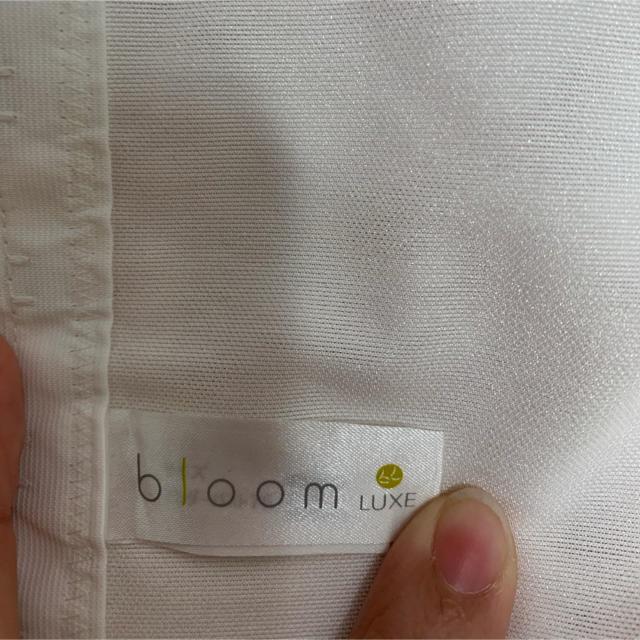 BLOOM(ブルーム)のbloom ブライダルインナー ビスチェ&フレアパンティ セット レディースの下着/アンダーウェア(ブライダルインナー)の商品写真