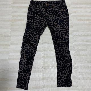 ダブルスタンダードクロージング(DOUBLE STANDARD CLOTHING)のダブスタ 柄パンツ(カジュアルパンツ)