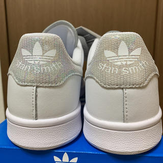 アディダス(adidas)の新品 アディダス スタンスミス ホログラム メタリック シルバー 23(スニーカー)