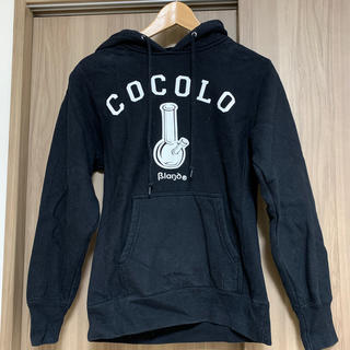 ココロブランド(COCOLOBLAND)のCOCOLOブランド パーカー(パーカー)