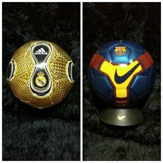 ナイキ(NIKE)のレアル&バルセロナ!サッカーボール!57(ボール)