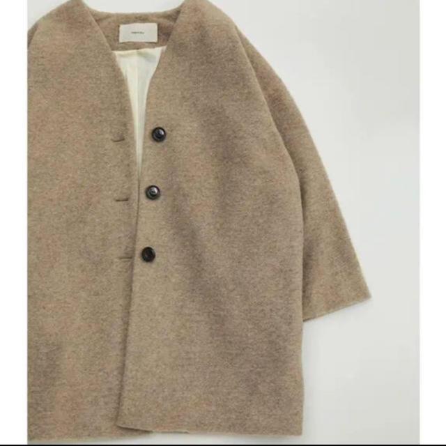 TODAYFUL(トゥデイフル)の完売♡ウールコクーンコート 38 レディースのジャケット/アウター(ロングコート)の商品写真