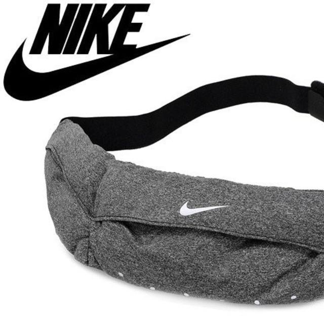 NIKE(ナイキ)の新品 NIKE EXPANDABLE WAIST BAG GRAY レディースのバッグ(ボディバッグ/ウエストポーチ)の商品写真
