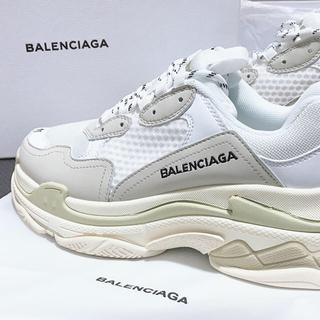 Balenciaga - ダッドシューズ triple s BALENCIAGA