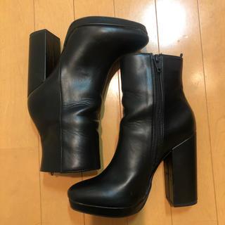 エイチアンドエム(H&M)の[最終値下げ!!]H&M ブーツ(ブーツ)