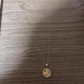 ミツビシ(三菱)のネックレス 純金 ネックレス(ネックレス)