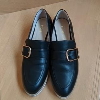 ピシェアバハウス(PICHE ABAHOUSE)のPICHE ABAHOUSE パンプス ローファー ドレスシューズ(ローファー/革靴)