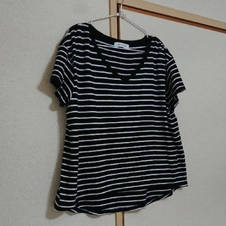 AZUL by moussy - さらにお値下げ!処分価格!AZUL by moussyボーダーTop's