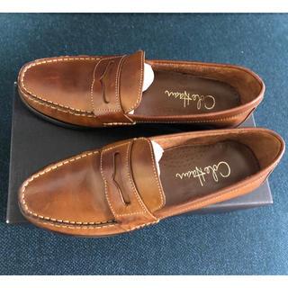 コールハーン(Cole Haan)のコールハーン ローファー 茶色 23cm(ローファー/革靴)