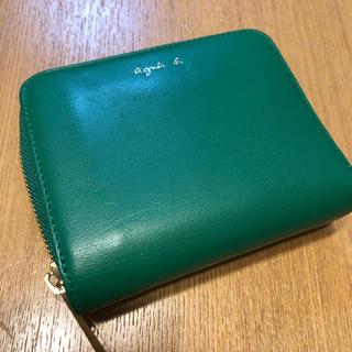 agnes b. - agnes b 折り畳み財布