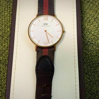 ダニエルウェリントン(Daniel Wellington)の飛鳥っちさん専用 DW CLASSIC OXFORD 腕時計 レディース (腕時計)