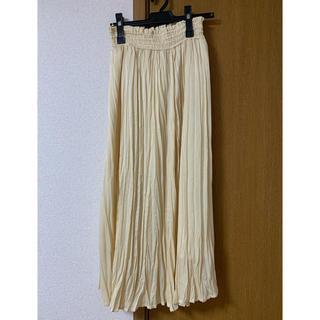 COCO DEAL - ♡ココディール♡サテンプリーツスカート