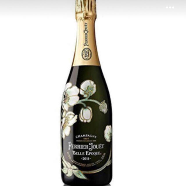 ペリエ ベルエポック 食品/飲料/酒の酒(シャンパン/スパークリングワイン)の商品写真