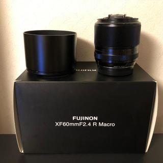 富士フイルム - 富士フイルム FUJIFILM XF60mm F2.4 R Macro