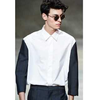 定価8万 MARNI 16ss シャーリングシャツ