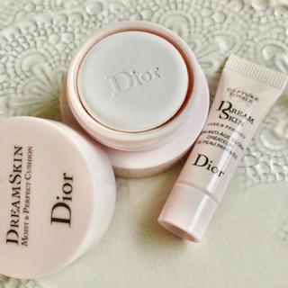 Dior - 【お試し✦2,787円分】ドリームスキン ケアパーフェクト クッション 000