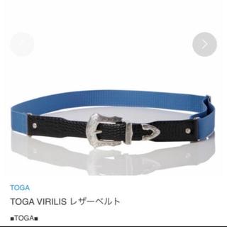トーガ(TOGA)のTOGA19awベルト(ベルト)