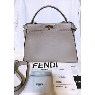 FENDI - 💖フェンディ  ・ピーカーブー・セレリア・レギュラー・コルダ💖美品