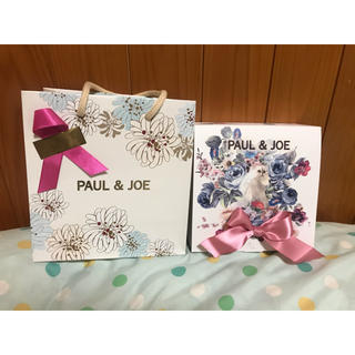ポールアンドジョー(PAUL & JOE)のポールアンドジョーラッピングバッグ(ラッピング/包装)