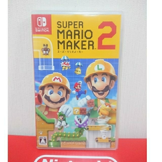Nintendo Switch - スーパーマリオメーカー2 ニンテンドースイッチ ソフト