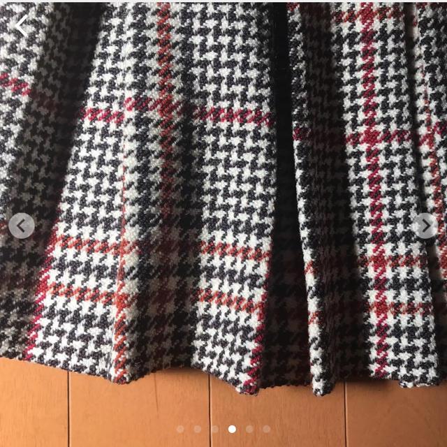 BURBERRY BLUE LABEL(バーバリーブルーレーベル)のバーバリーブルーレーベル  チェックスカート  レディースのスカート(ミニスカート)の商品写真