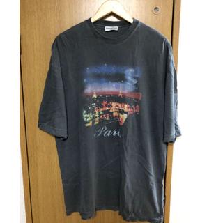 Balenciaga - S balenciaga パリ paris tee  tシャツ