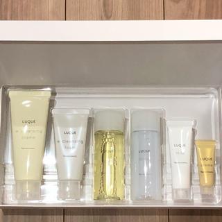 ナリス化粧品 - 新ルクエ スタートアップ キット 新品 泡立てネット付き