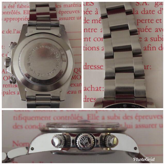 Tudor(チュードル)のひーちゃん0788さん専用 分割① 79160 チュードル クロノタイム  メンズの時計(腕時計(アナログ))の商品写真