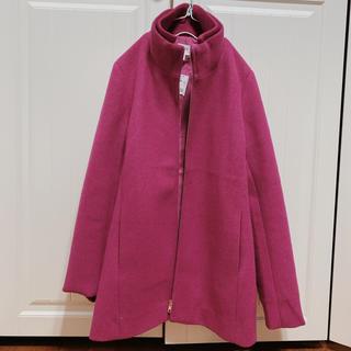 ジェイクルー(J.Crew)のj crew lodge coat (ノーカラージャケット)